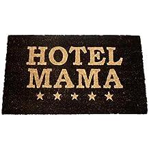 Humor - Hotel Mama Felpudo Alfombrilla (70 x 40cm)