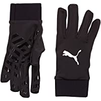 Puma Field Player Glove Gloves, Unisex Adulto, Black, 8