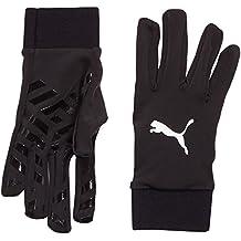 Puma Field Player Glove Gloves, Unisex – Adulto, black, 7