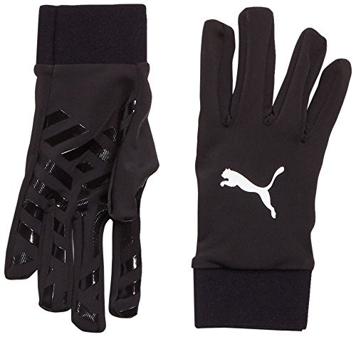 Puma Spielerhandschuhe Field Player Gloves Handschuh Black 4