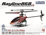 R868-V2 Razer Helikopter