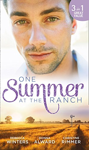 book cover of One Summer At The Ranch