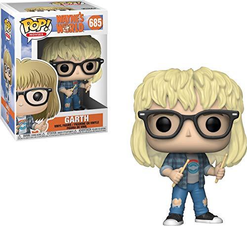 Pop! Wayne World - Figura de Vinilo Garth