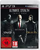 Ultimate Stealth Triple Pack - Thief, Hitman: Absolution, Deus Ex: Human Revolution