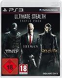 Ultimate Stealth Triple Pack - Thief, Hitman: Absolution, Deus Ex: Human Revolution