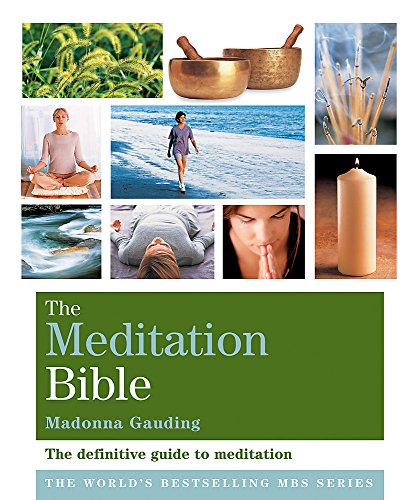 The Meditation Bible Cover Image