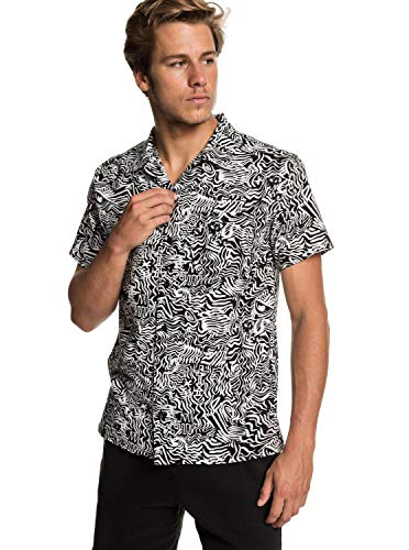 Quiksilver The Camp - Short Sleeve Shirt for Men - Kurzärmliges Hemd - Männer