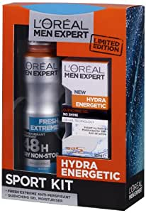 L'Oreal Paris Men Expert Limited Edition Hydra Energetic Sport Kit