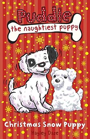 book cover of Christmas Snow Puppy