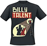 Billy Talent Spotlight T-Shirt schwarz L