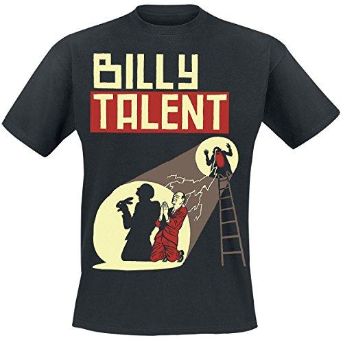 Billy Talent Spotlight T-Shirt nero M