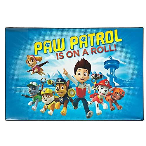 Paw Patrol Kinder Schreibtisch-Unterlage 38 x 58 cm | Schreibunterlage