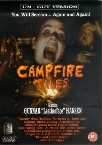 Campfire Tales [1991] [DVD] by Gunnar Hansen