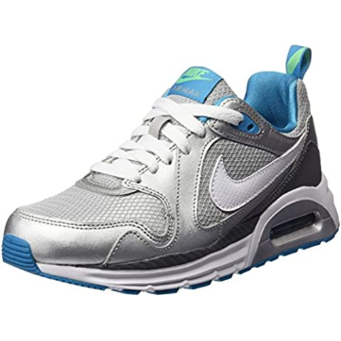 Nike Air Max Trax (GS), Zapatillas Para Niñas