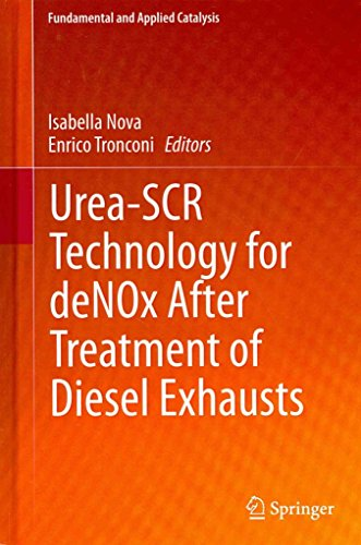 [(UREA-SCR Technology for Denox After Treatment of Diesel Exhausts)] [Edited by Isabella Nova ] published on (March, 2014)