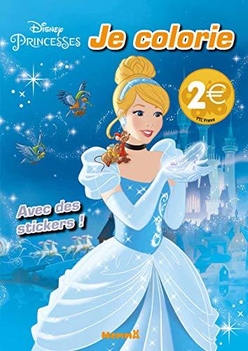 Disney Princesses - Je colorie par