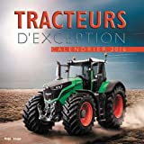 Calendrier mural 2016 Tracteurs d'exception