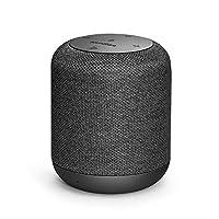 مكبر صوت ساوند كور موشن كيو بلوتوث محمول من انكر، مكبر صوت 360 درجة مع مشغلات مزدوجة 8 واط لإصدار صوت أعلى، وسبيكر مقاوم للماء IPX7 للحفلات والانشطة الخارجية