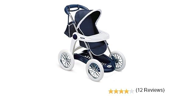 7600251181 Couleur Mixtes /Poussette Baby Blue Smoby/