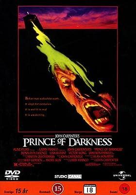 Prince of Darkness (John Carpenter, DVD, German Sprache) Fürsten der Dunkelheit, Die (1987) (Region 2)