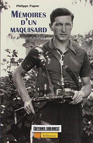 Memoires d'un maquisard, le groupe Phiphi