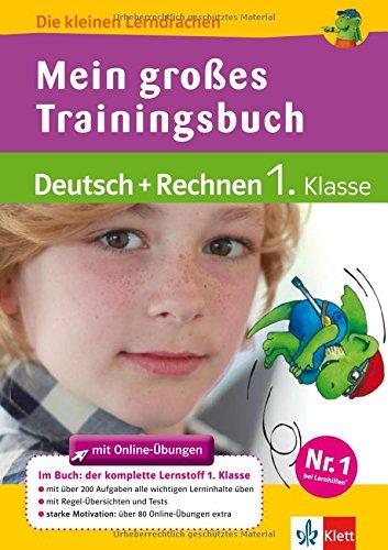 Klett Mein großes Trainingsbuch Deutsch und Rechnen