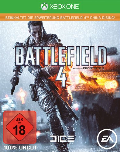 Battlefield 4 - Day One Edition (inkl. China Rising Erweiterungspack) - [Xbox One]