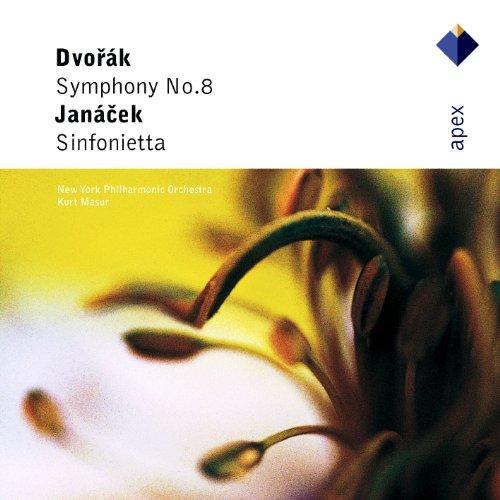 Dvorák : Symphony No.8 in G major Op.88 : IV Allegro, ma non troppo