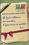 Le Cercle littéraire des amateurs d'épluchures de patates - Nil - 02/04/2009