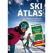 Ski-Atlas - 150 Skigebiete in Österreich, Bayern und Trentino-Südtirol (freytag & berndt Bücher + Specials)