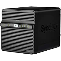 Synology DS418j 4 Bay Desktop-NAS-Gehäuse