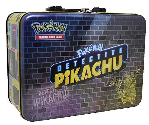 Unbekannt Pokemon Meisterdetektiv Pikachu Sammelkoffer - Deutsch - Sofort Lieferbar (Pin Detektiv)