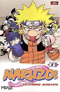 Naruzozo Edition simple Tome 5