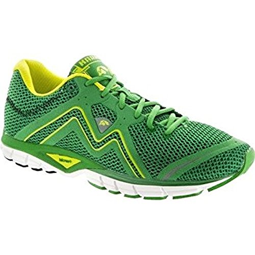 Karhu Fluid 3 Fulcrum Road Running Shoes Jelly Bean/Flumino Mens (EU 42)