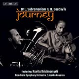 Subramaniam: Journey [Lakshminarayana Subramaniam; Øystein Baadsvik; Trondheim Symphony Orchestra; Jaakko Kuusisto] [Bis: BIS2273]
