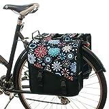 Best Bike Panniers - Beluko® Slant Double Panniers Bag Fashion Bicycle Cycle Review