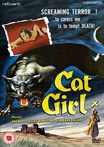 Cat Girl [DVD] [UK Import]