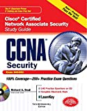 CCNA Cisco Certified Network Associate Security Study Guide with CDROM (Exam 640-553) - Richard Deal