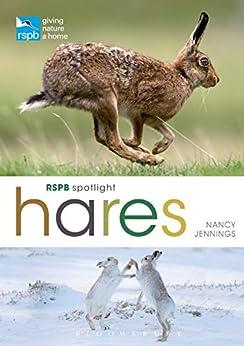 RSPB Spotlight Hares eBook: Nancy Jennings