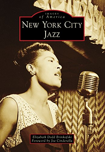 New York City Jazz (Images of America) (English Edition)