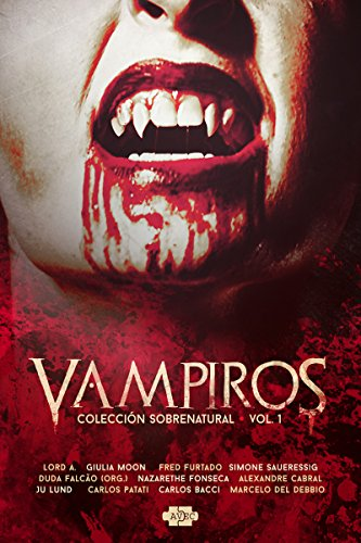 Portada del libro Colección Sobrenatural: Vampiros