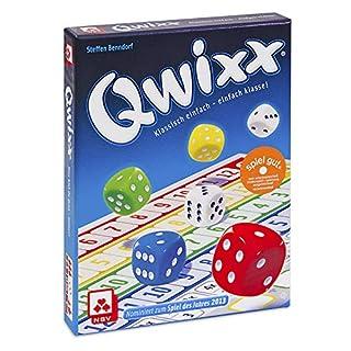 nsv–4015–qwixx–nominé pour le jeu de l'année 2013–Jeu de dés