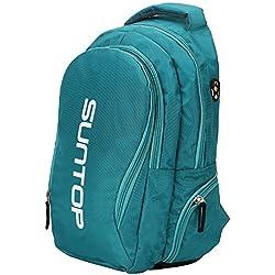 Suntop Neo 3 Reflector Waterproof Fabric Medium Laptop Backpack-Green