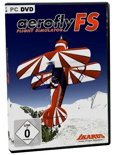 aerofly FS Win - avec manuel francais