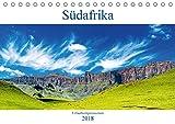 Südafrika - Urlaubsimpressionen (Tischkalender 2018 DIN A5 quer): Landschaft, Kultur und Erholung - ein Urlaub der Sinne. (Monatskalender, 14 Seiten ) ... Orte) [Kalender] [Apr 11, 2017] Klust, Jürgen