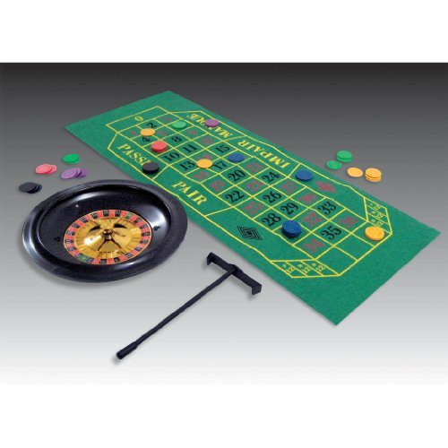 Roulette Wheel by Factory Card and Party Outlet