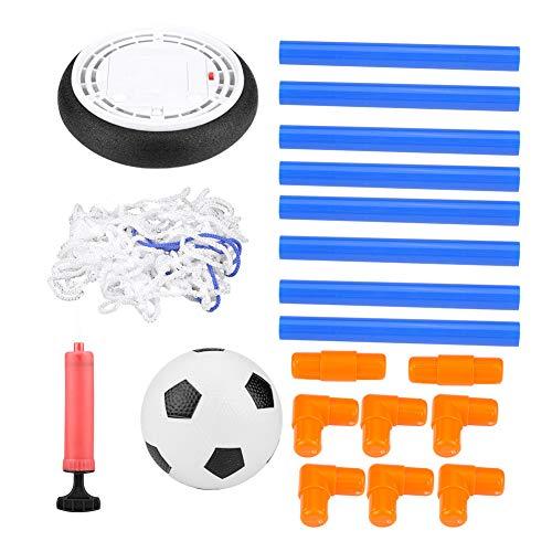 Tbest Fußballspielzeug Sets, Simulation Mini Kinder fußball Sport Spielzeug mit fußball Ziel net handpumpe air Power Ball für Kinder