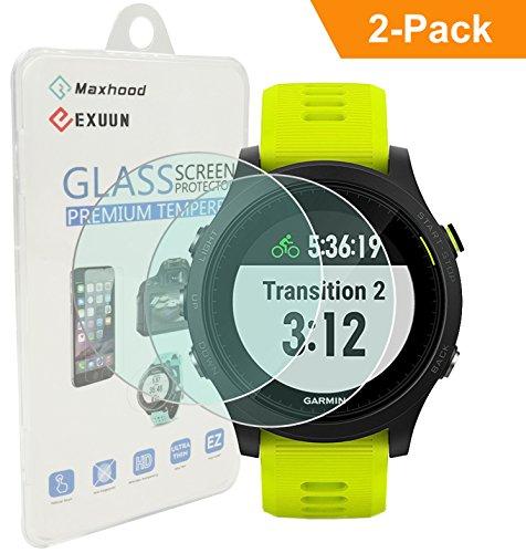 maxhood-2-paquetes-garmin-forerunner-935-protector-de-pantalla-ultradelgado-de-cristal-9h-dureza-03-