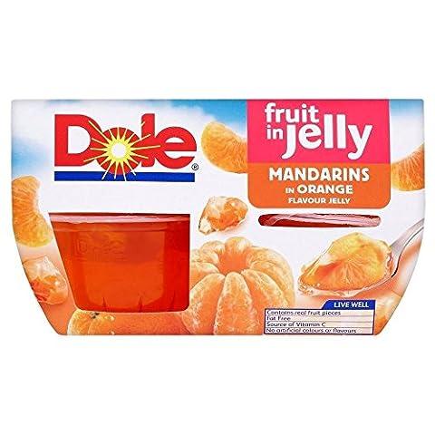 Dole Fruchtschalengel Mandarinen In Orangengeschmack Gelee
