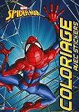 Disney Spider-Man - Coloriage avec stickers...